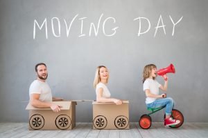 Tips For Moving When You Have Kids